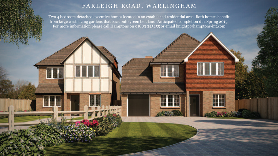 New Homes Hayes Bromley